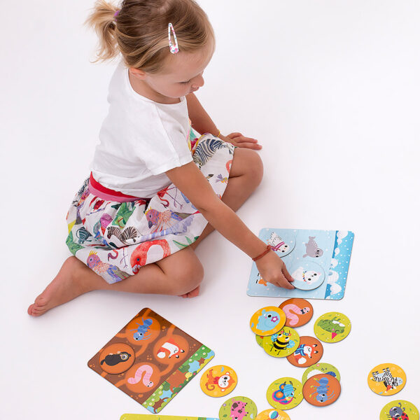 Let's Play Animal Bingo 2+ - bingo educational game for toddlers