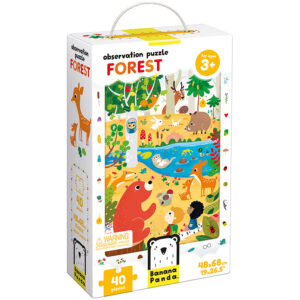 Forest puzzle - Observation Puzzle Forest