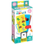 My First Riddles 2+ - picture book with fun riddles for kids 2+