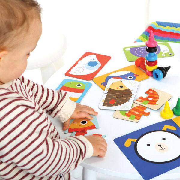 Kids Academy Animals 18m+ toddler activity set