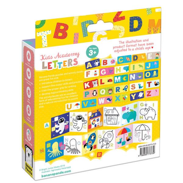 Kids Academy Letters 3+ activity set