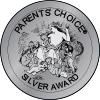 Parents' choice silver award icon