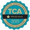 Teachers' choice 2019 award icon