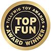 Top fun award icon