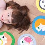 blog cover photo jumbo floor puzzle My body for toddlers
